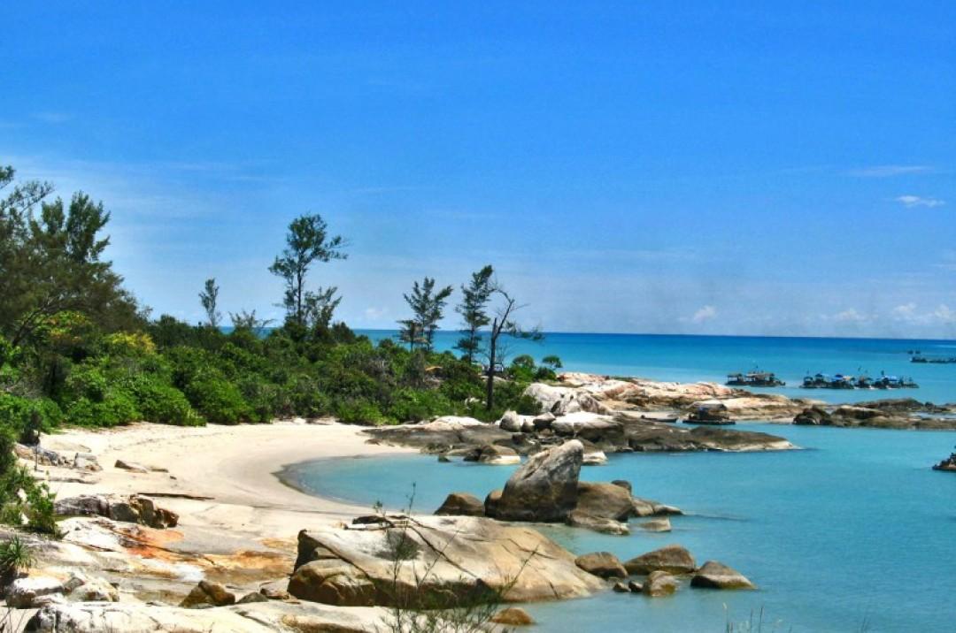 Sekilas, Pantai Penyusuk Belinyu Kabupaten Bangka