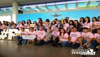 Ini Alasan KCK OPR Bank BCA Jakarta, Pilih Tour ke Bangka