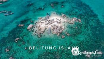 Pulau Batu Belayar Belitung