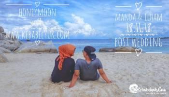 Wisata Pulau Leebong Kualitas Dunia Yang Terjangkau