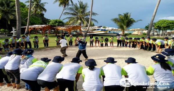 Paket Outbound Bangka, Outbound Training Bangka Belitung,