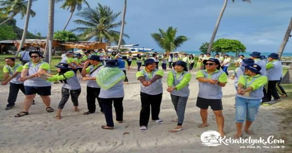 Paket Outbound Belitung