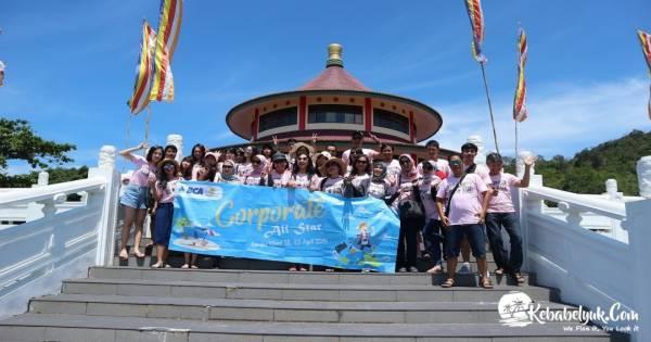 Paket Corporate Outbound Pulau Bangka 3 Hari 2 Malam