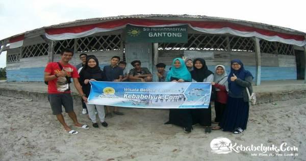 Paket Tour Belitung Paling Murah 2 Hari 1 Malam