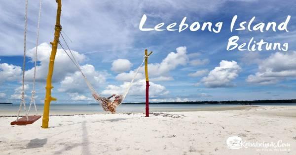 Paket Wisata Pulau Leebong 3 Hari 2 Malam