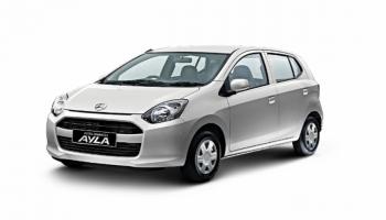 Rental Mobil Agya Bangka