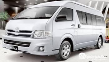 Rental Mobil HIACE Bangka