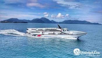 Tiket Expres Sungailiat - Palembang