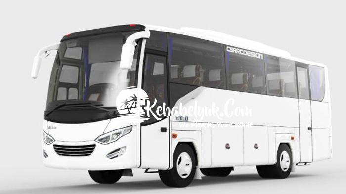 Rental Bus Medium 33 Belitung