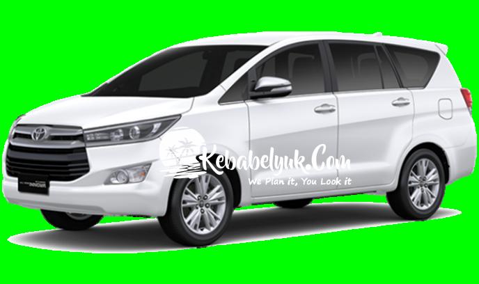 Rental Mobil Innova Reborn Belitung