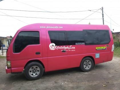 Sewa Mobil ELF Bangka 14 Seat