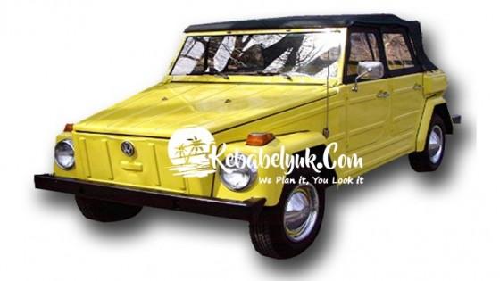 Rental Mobil VW Safari Bangka